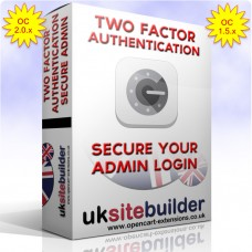 Admin Login Two Factor Authentication