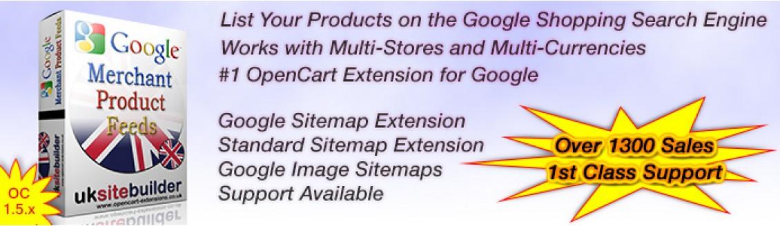 Google Merchant 1.5.x