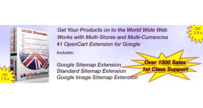Google Sitemaps, Bing Sitemaps, Yahoo Sitemaps, Image Sitemaps +++